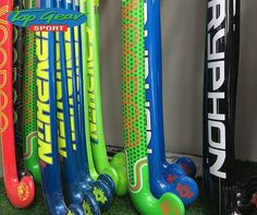 Whether you're a professional hockey player or just doing it for fun, #TopGearSport George stocks everything you need. Visit us in store or contact us on 044 873 0626. #Hockey