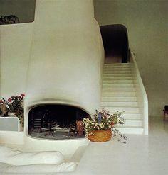 Maison Verley, architect: Henri Mouette, sculptor: Pierre Székely, 1972