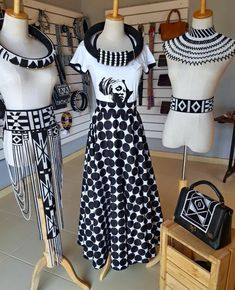 African Evening Dresses, African Dresses For Women, African Print Dresses, African Fashion Dresses, Xhosa Attire, African Attire, African Traditional Wear, Traditional Outfits, African Design
