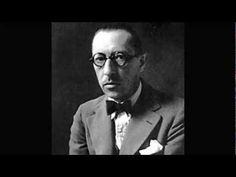 Igor Stravinsky -The Rite of Spring     (Masterpiece that marks the birth of the Modern Era)