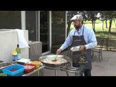 Aprende  a preparar una deliciosa Paella con Daniel Carreras, solo por Estudio Q.