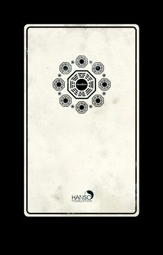 House Of Cards, Deck Of Cards, Lost Tattoo, Lost Poster, Custom Decks, Smoke And Mirrors, Boy Meets World, Fan Art, Lost Art