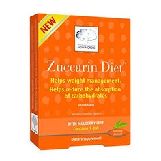 New Nordic Zuccarin Diet with Mulberry Leaves Dietary Supplement (60 Tablets) //Price: $18.50 & FREE Shipping //     #hashtag4
