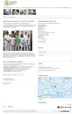 Zahnarzt, Amriswil, Dentalhygiene, Kinderzahnmedizin, Implantologie