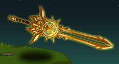 golden swords - Google Search