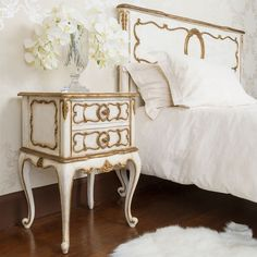 Palais Bedside Table By The French Bedroom Company