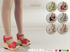 MJ95's Madlen Novara Sandals