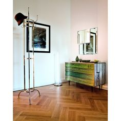 Mirror, mirror on the wall .Castellar Mirror - Classicon - Eileen Gray - Gifts - Furniture by Designcollectors Eileen Gray, Big Stock, Villa, Aesthetic Eyes, Coat Stands, Tubular Steel, Steel Furniture, Led Lamp, Elegant