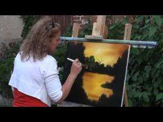 Bob Ross Art - YouTube