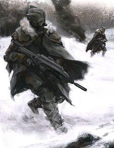 Sick Sci-fi armor - Imgur