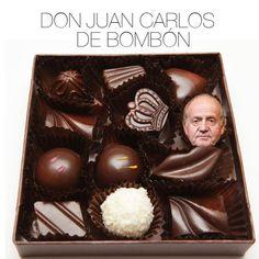 Don  Juan Carlos de Bombón.