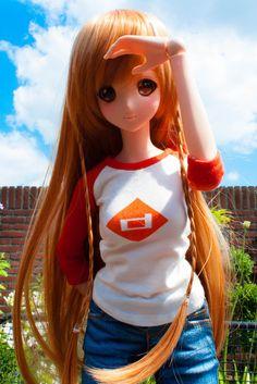 Mirai Suenaga Smart Doll by Lisa Emonts