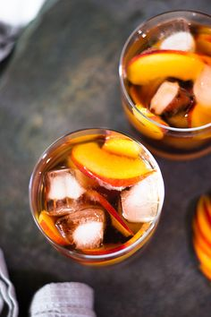 Bourbon Whisky Sweet Tea. #Bourbon #Whisky #SweetTea #Cocktails #CocktailRecipe #Recipe #Whiskey