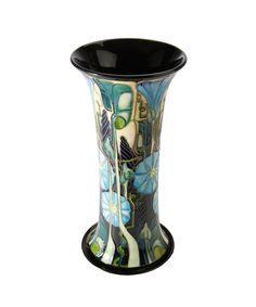 Entwined 159/10 Vase, Moorcroft Pottery
