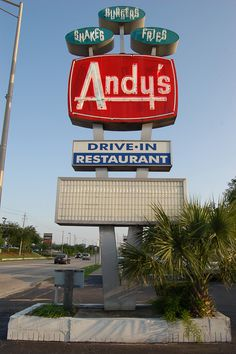 Andy's Drive-In - Winter Haven, FL by drewcjm, via Flickr