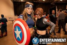 Cap and Bucky. Winter Soldier Cosplay, Cosplay Characters, Bucky, Character Concept, Captain America, Marvel, Costumes, Superhero, Fictional Characters