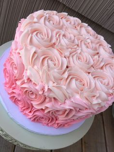 flower cake - Google Search