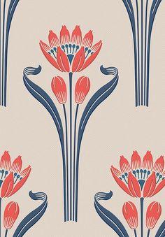 La maison Isidore Leroy revisite son catalogue de papiers peints historiques - Plumetis Magazine