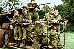 Dad's Army uncovered: 35 things you need to know about the BBC comedy classic - Mirror Online Dad's Army, Army Soldier, Machu Picchu, Jimmy Perry, John Le Mesurier, Theme Tunes, Home Guard, Boys Are Stupid, British Comedy