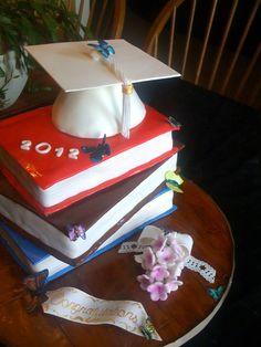 graduation cake - graduation cake
