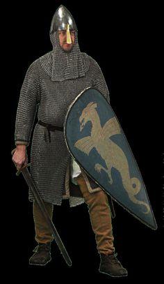 Norman Medieval Knight_1 by Georgina-Gibson on deviantART