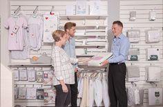 Ruim assortiment bedtextiel en goede uitleg in de winkels