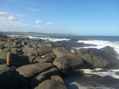 Port Edward, Kwa-Zulu Natal Province, South Africa Amazing Photos, Cool Photos, Sea Photo, Zulu, One And Only, South Africa, Beaches, Coast, African