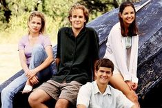 """Dawson's Creek. i used to """"sneak watch"""" it when i was too young to watch haha. until i finally actually watched it in high school"""