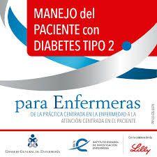 Acceso gratuito. Manejo del paciente con diabetes tipo 2 Diabetes, Nurses