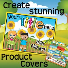 Background Scenes Summer contains 10 colored and 10 black and white background scenes for your products. Simply place your text and clip art over the background scene to create outstanding product covers, posters and other teaching resources. This pack also includes 5 edge frames to highlight your product even further. Each Background Scene Summer measures 10x7.5 inches at 300dpi, perfect for creating products in any program. Background Scenes Summer by RebeccaB Designs.