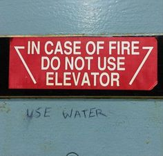 Use water
