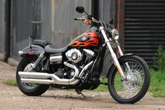 2012 Harley-Davidson Dyna Wide Glide Price, Review & Features