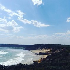 Last pic for today from the last part of the #greatoceanroad by chickendownunder