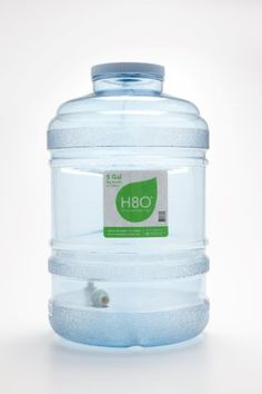 H8O® Polycarbonate 5 Gallon Water Bottle with 120mm Big-Mouth & Dispensing Valve H8O http://www.amazon.com/dp/B00CSA9NYY/ref=cm_sw_r_pi_dp_mE2dvb0XA7MJJ