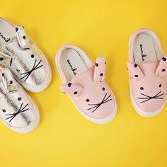 Annika Berrychup Slip-on (2C) $55   #baby #slipon  #mouse