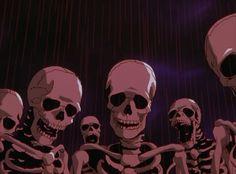 o s e (BTS fanfic) - デッド ; d e a d - Marie Henry Style Aesthetic Movies, Aesthetic Images, Retro Aesthetic, Aesthetic Grunge, Aesthetic Anime, Beste Gif, Vintage Cartoons, Fanarts Anime, Skull Art