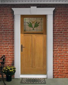 Decorative keystones architectural home products for - Decorative exterior door pediments ...