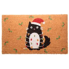 Every home needs a festive door mat at Christmas! Birthday Gifts For Boys, Coir, Christmas Door, Wooden Letters, Cat Design, Novelty Gifts, Rotterdam, Funny Gifts, Sailor Moon