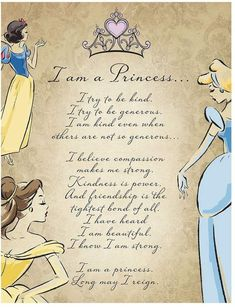 Disney Princess Bedroom, Disney Princess Quotes, Disney Quotes, Cinderella Quotes, Princess Sayings, Disney Princess Babies, Toddler Princess Room, Disney Princess Crafts, Cinderella Art