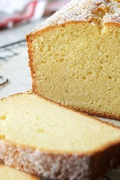 Velvet Pound Cake Recipe Bake for slightly fewer minutes than called for in the recipe minutes less). Cupcakes, Cupcake Cakes, Baking Recipes, Dessert Recipes, Pound Cake Recipes, Pound Cakes, King Arthur Flour, Loaf Cake, Savoury Cake