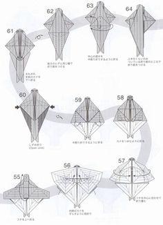Langosta+de+cabeza+larga+06+-+Satoshi+Kamiya+-+Origami+Tanteidan+Magazine+125.jpg (1047×1450)