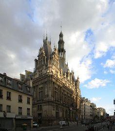 Mairie du 10e arrondissement de Paris