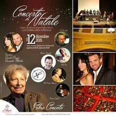 #concerto di #natale #spettacolo #beneficenza e #bollicine