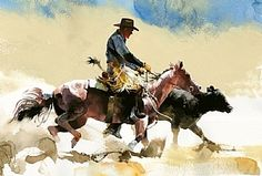 Don Weller from Kamas Utah is an extraordinary watercolor artist. I met Weller at TDCTJHTBIPC - the design conference that just happens to be in park city.  Glen Edwards first introduced me to his artwork in the illustration department at Utah State University.