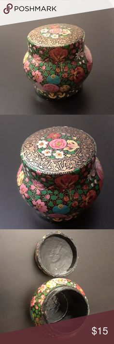 Colorful jewelry box from Spain Colorful jewelry box from Spain Other