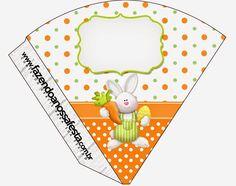 Pascua en Naranja: Imprimibles Gratis para Fiestas.