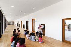 Guardería Infantil SP / HIBINOSEKKEI + Youji no Shiro