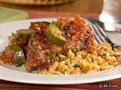 Slow-Cooked Tuscan Pork Chops | EverydayDiabeticRecipes.com