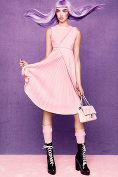 """""""Candy Girl"""" (+) Teen Vogue, December 2012 January 2013 photographer: Jason Kibbler Grace Hartzel"""
