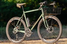 Do I Have to Send it Back Already? the Elephant Bikes National Forest Explorer with Gevenalle Shifting | The Radavist